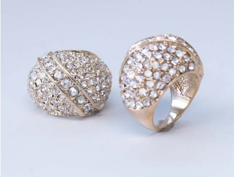 Rhodium Plating Ring for Women