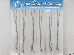 Stainless Steel Necklaces for Women