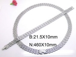 Stainless Steel Set for Women