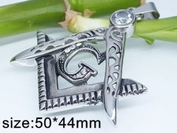 Stainless Steel Pendant for Men