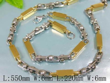 Stainless Steel Set for Men