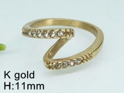 Stainless Steel Ring for Women