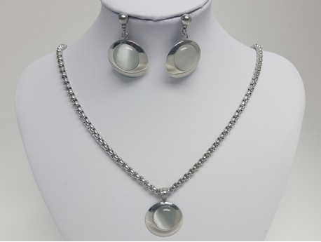 Exclusive Stainless Steel Set for Women